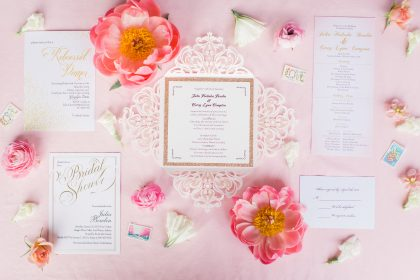 Graylyn Estate Wedding Invitation