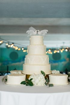 Graylyn Estate Wedding Cake
