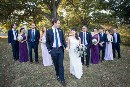 Downtown Raleigh Wedding Day-of Wedding Coordination