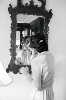 Graylyn Estate Wedding Getting Ready