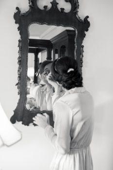 Graylyn Estate Wedding Getting Ready