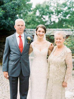Graylyn Estate Wedding Parents of the Bride