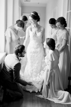 Graylyn Estate Wedding Day-of Coordination