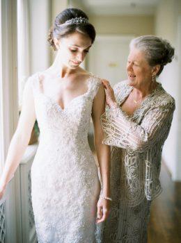 Graylyn Estate Bride Getting Ready