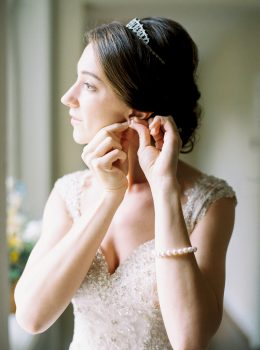 Graylyn Estate Bride Getting Ready