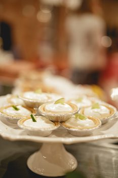 Cook Shack Lemon Tart Wedding Desserts