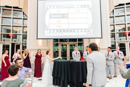 Family Feud Wedding Party Edition