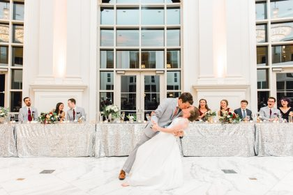 First Dance Park Alumni Center