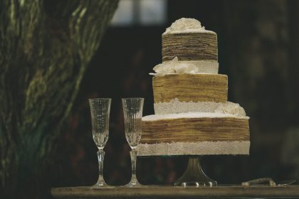 Wedding Cake and Planning as a Couple