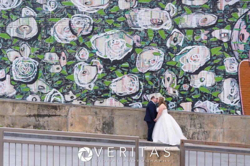 Wedding Graffiti Art