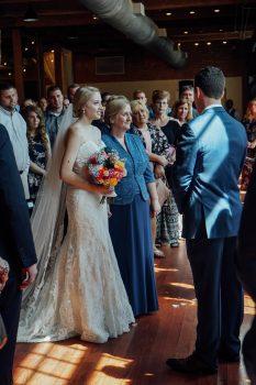 wedding ceremony in nc