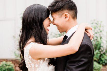 Bride and Groom AJ Dunlap Photography