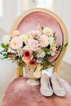 Bridal Bouquet Wild Flora Farm