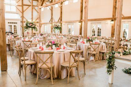 Chestnut & Vine Day-of Wedding Coordination Barn of Chapel Hill