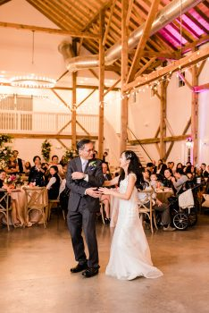Father-Daughter Dance Barn of Chapel Hill