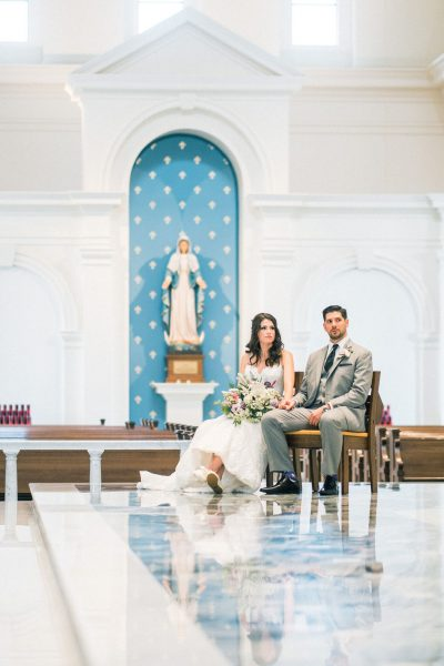 Catholic Wedding Ceremony Raleigh NC