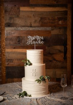 Wedding Cake by Rachel Bailey