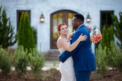Bloom Works Chestnut & Vine day-of wedding coordination NC