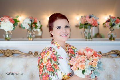 Bridal Suite at The Bradford Chestnut & Vine Weddings