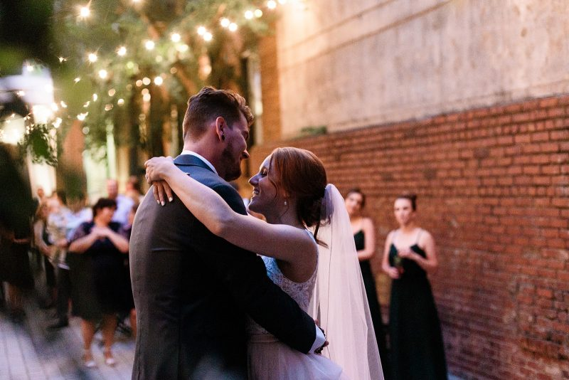 First Dance at Jiddi Space Courtyard