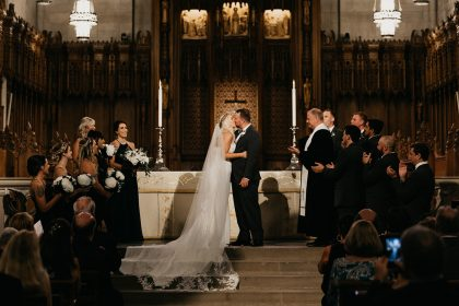 Duke Chapel Wedding