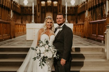 Chestnut & Vine Wedding Logistics Coordinators Duke Chapel Wedding