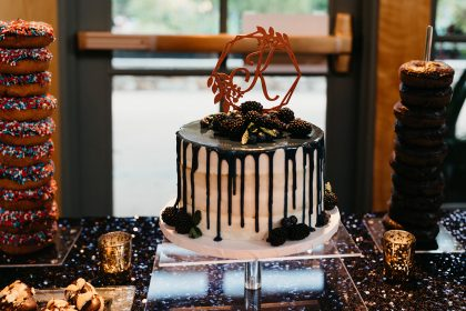 Wedding Cake by Pastry Works Raleigh, NC