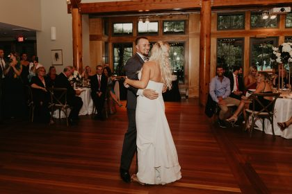 First Dance Newlyweds