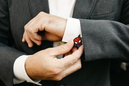 Cool Cufflinks for Groom